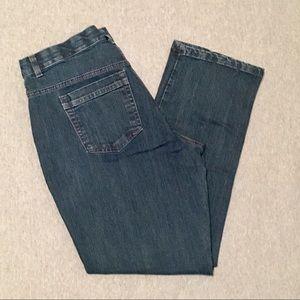 JMS Tummy Control Classic Fit Cut Jeans